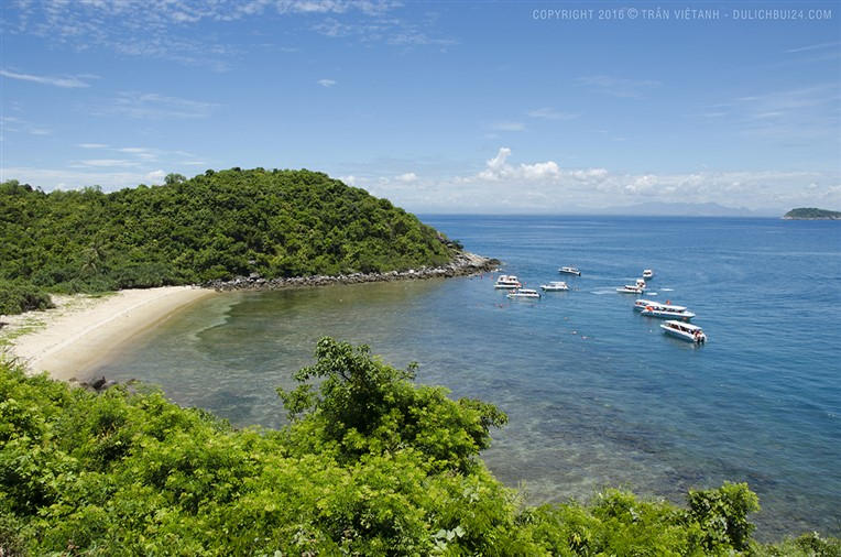 Cham islands and snorkeling tour (8)