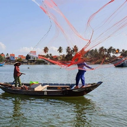 Farming, Fishing Life And Hoi An Local Food Shore Excursion Private Tour