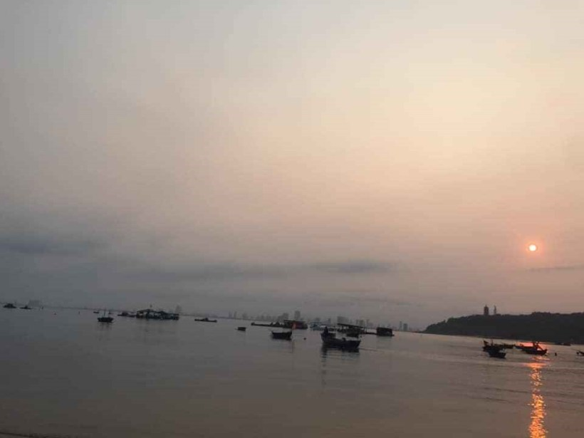 My Son sunset and Hoi An by night (3)