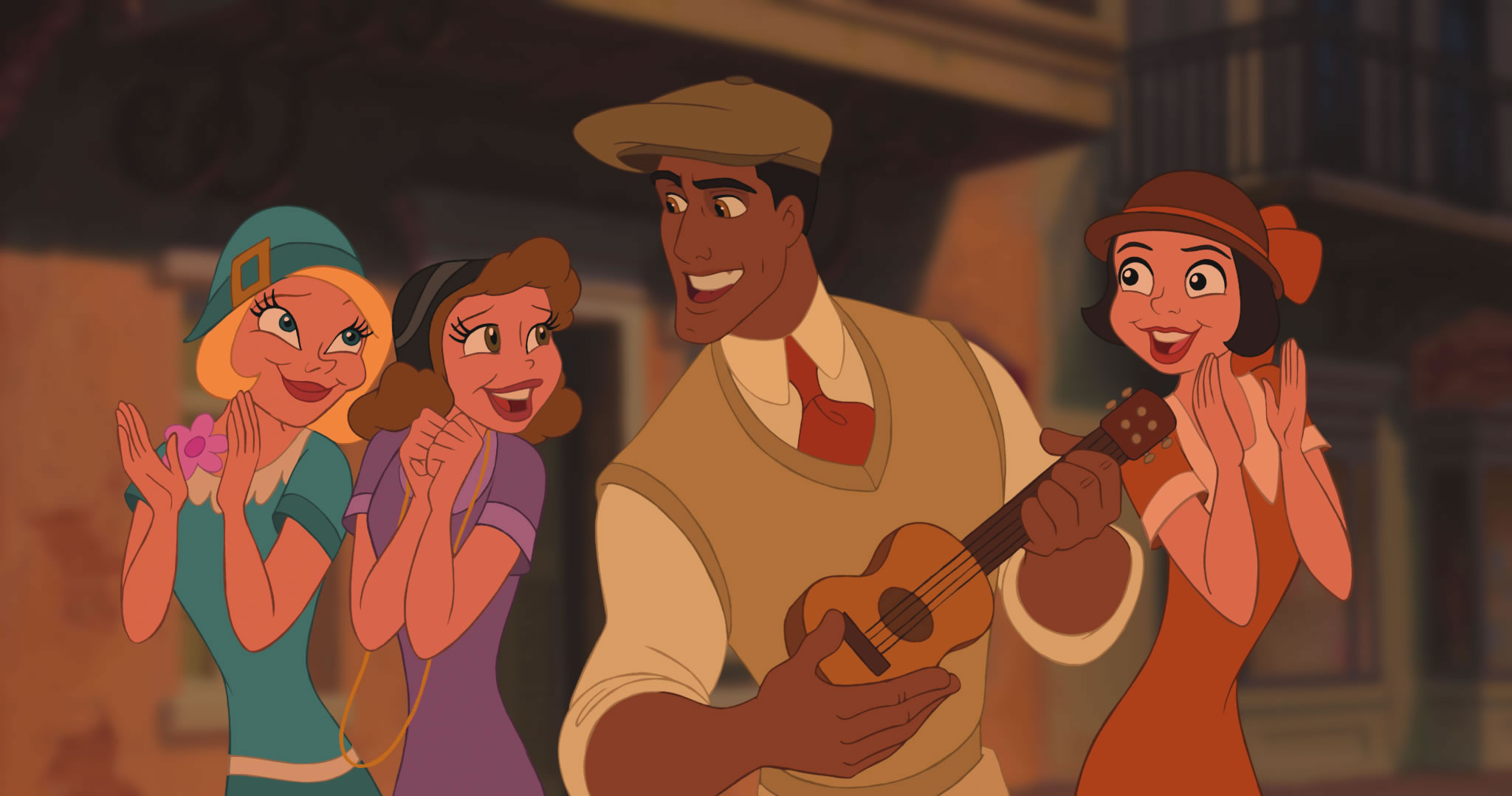 Image result for naveen princess and the frog