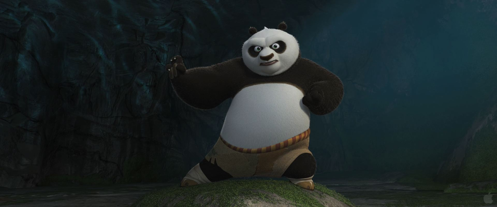 po the kung fu