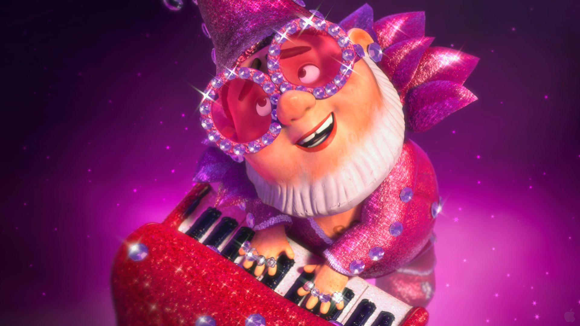 Elton John Lawn Gnome From Gnomeo And Juliet Desktop Wallpaper
