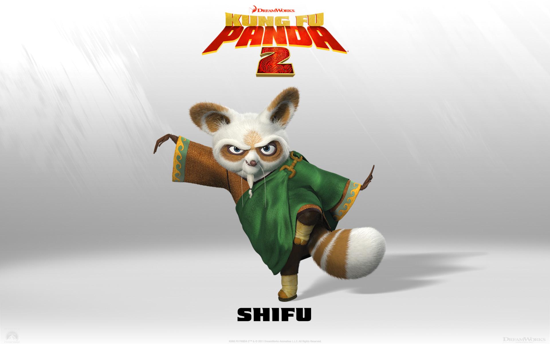 master shifu from kung