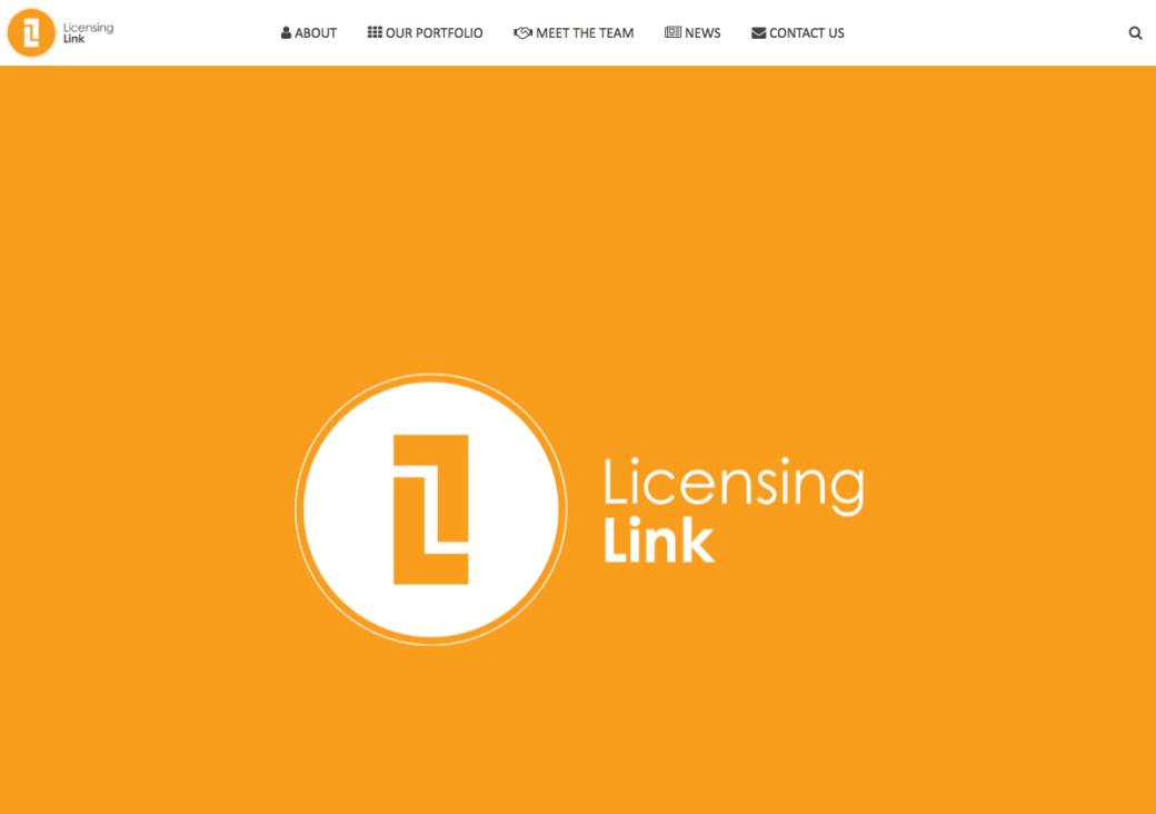 Licensing Link