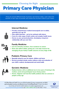 Primary Care-3 infographic