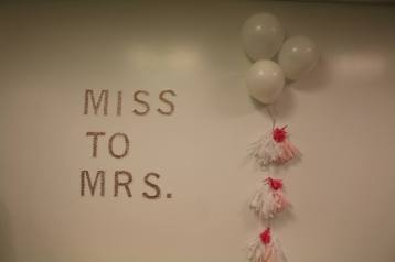 Surprise Bridal Party