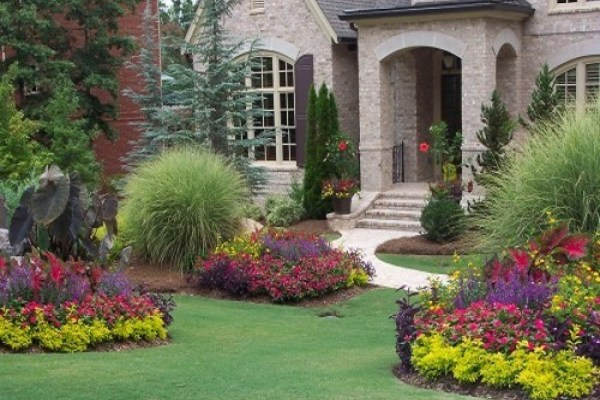 residential landscaping - simpson