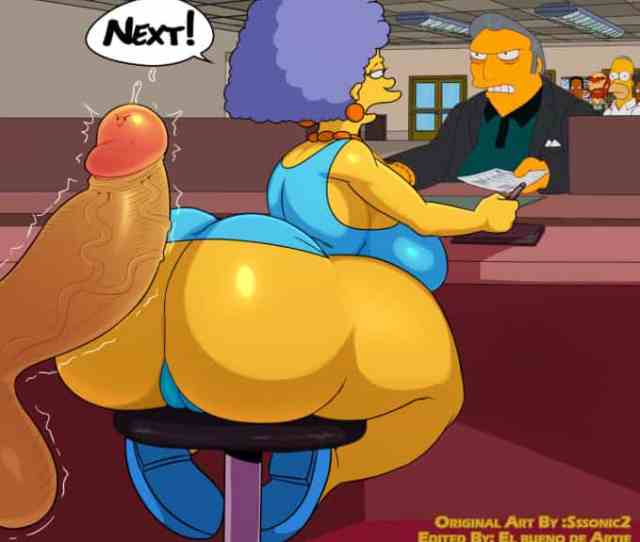Simpsons Xxx Comics Selma Raped By Homers  Friends
