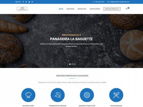 Panadería La Baguette
