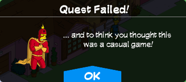 Tapped Out Quest failed.png