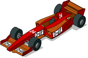 Tapped Out Duff Racer.png