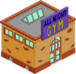 Tapped Out All Night Gym.png
