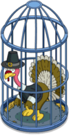 Tapped Out Caged Tom Turkey.png