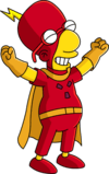 Tapped Out Radioactive Milhouse.png