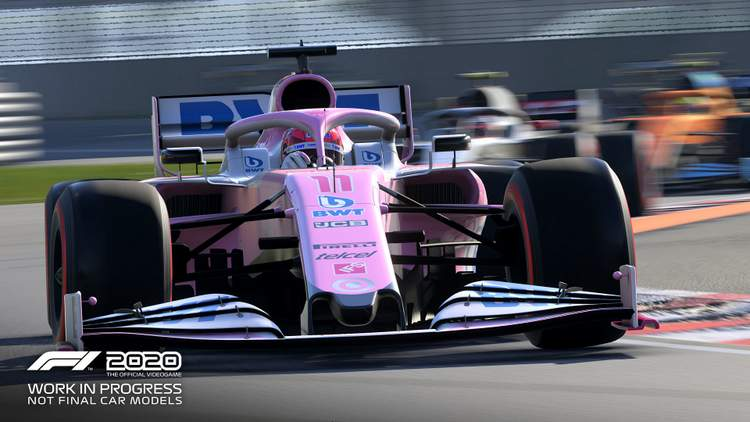 2020 F1 Game new preview teasers released - simRace247