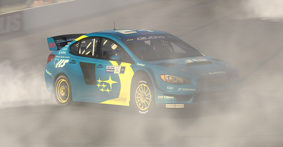 iRacing iRX: DeJong becomes sixth different 2020 series winner