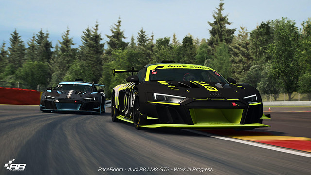 Preview – Audi R8 LMS GT2 | Sector3 Studios Forum