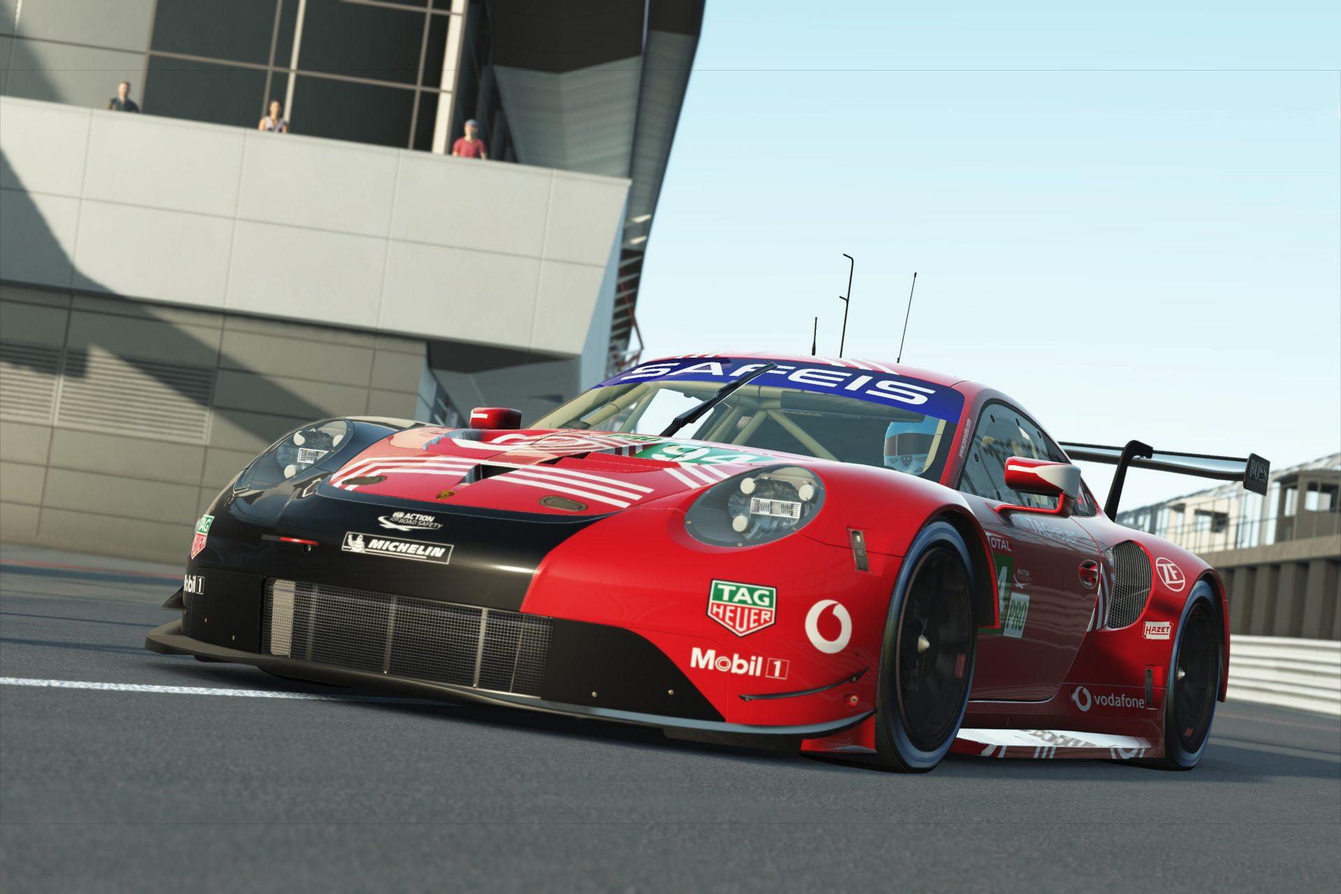 rFactor 2: Competition System Blog Week 2