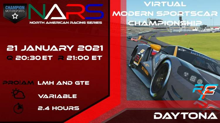 Two New rF2 Series debut this week at Champion Motor Sports