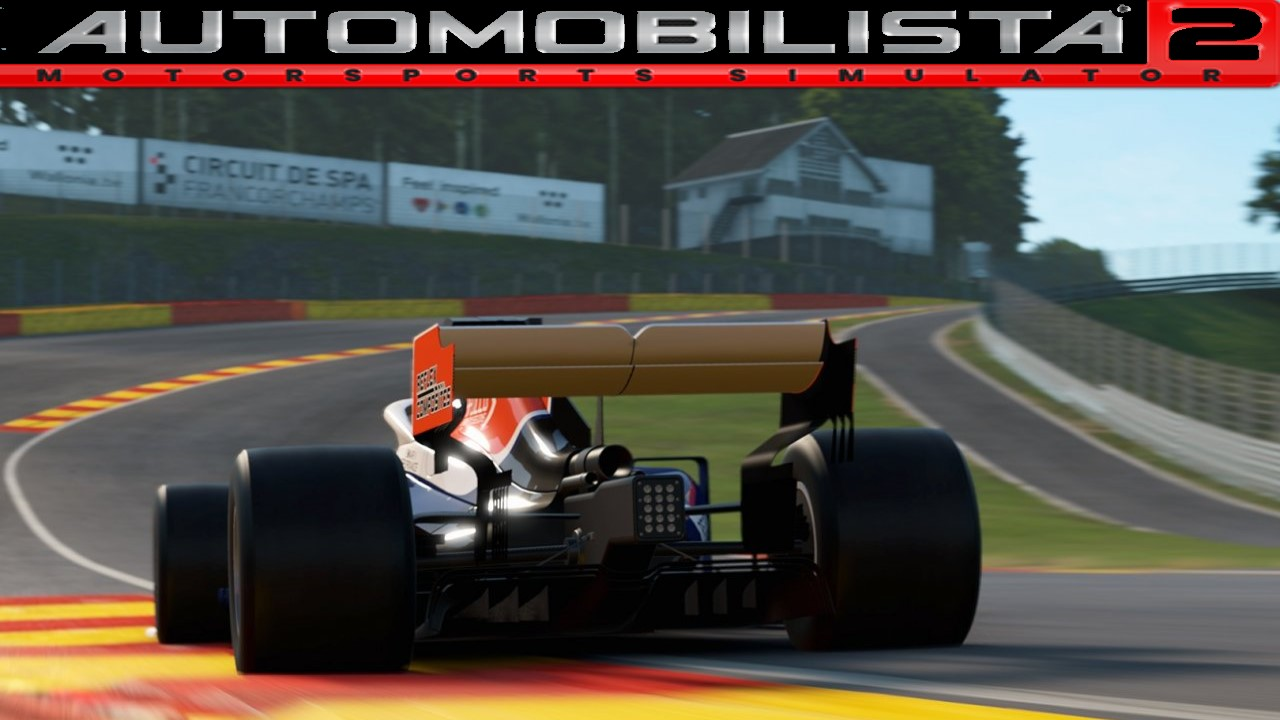 Automobilista 2: Massive update