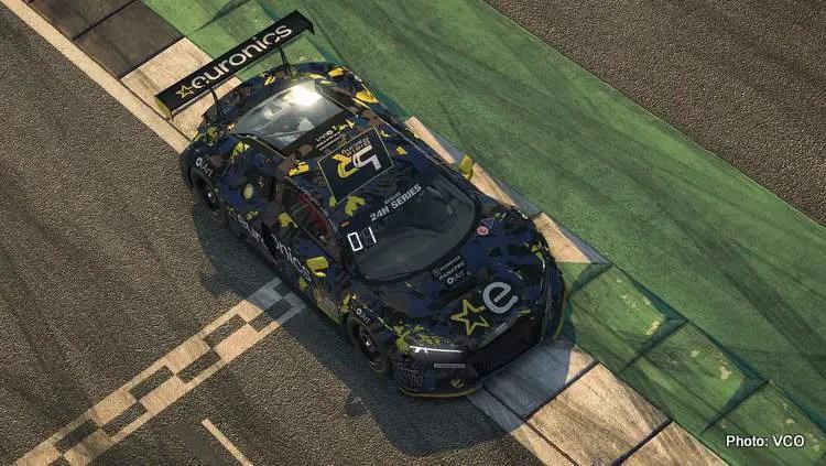 24H SERIES ESPORTS: Biela Racing Team wins Silverstone 6H