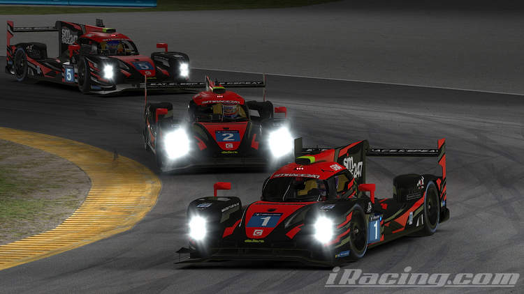 LIVE: Team SIMRACE247 at the iRacing Daytona 24 Hours