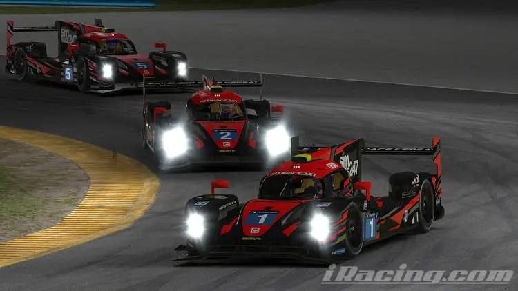 LIVE: Team SIMRACE247 at the iRacing Daytona 24 Hours