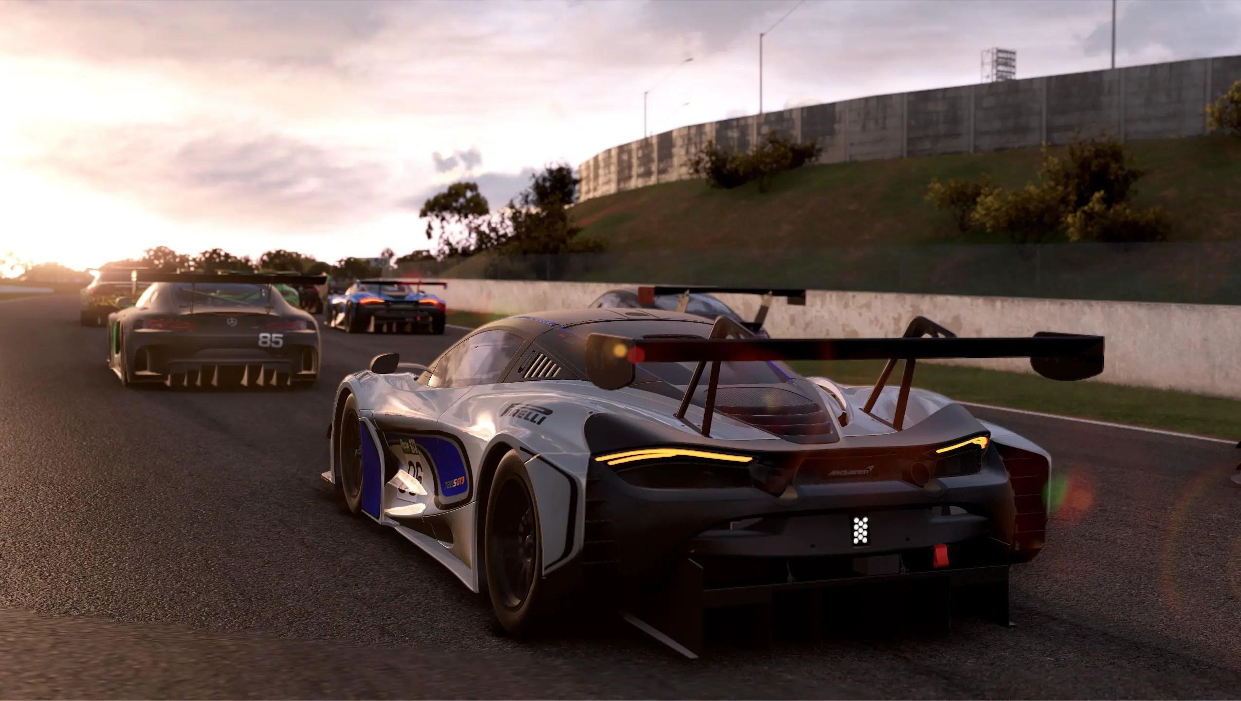 Sim Racing Photo Competition