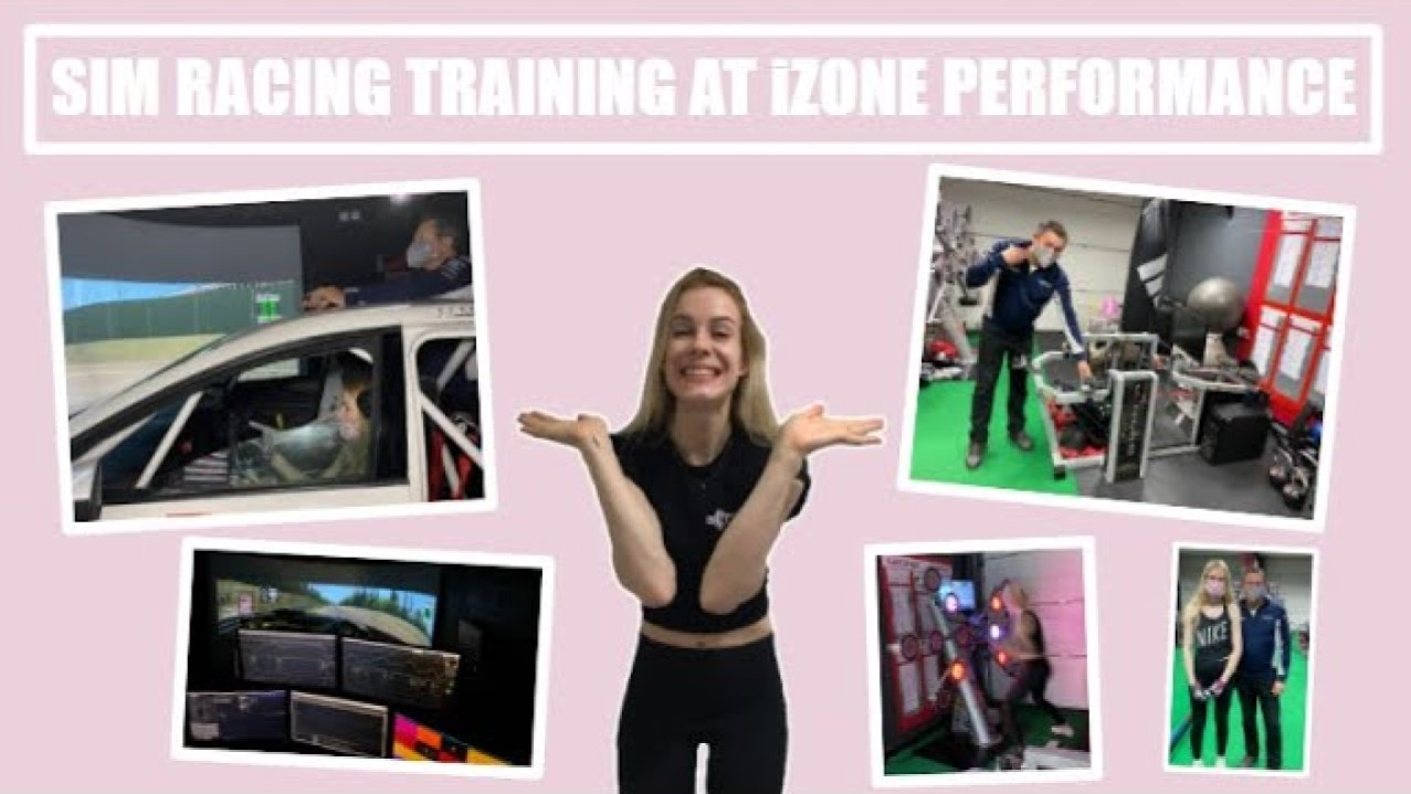 Thea Musante: Improve your Driving skills featuring iZone Performance