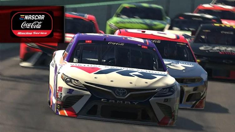 keegan leahy racing enascar