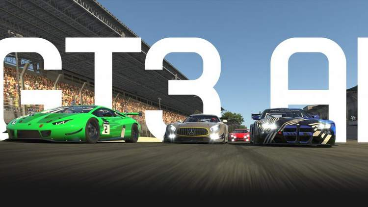 iRacing: AI racing with seven GT3 cars coming soon