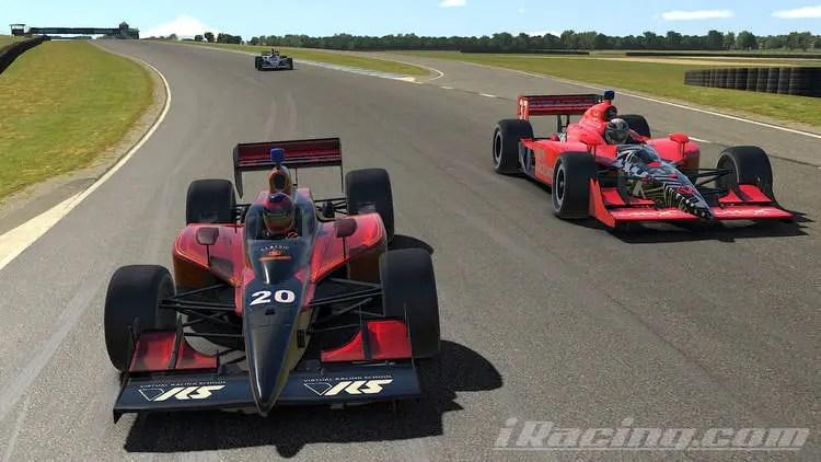 2021 Classic Indycar: Agan wins Phillip Island thriller
