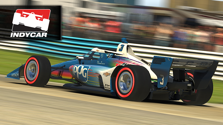 2021 IndyCar iRacing: Scott McLaughlin wins Sebring