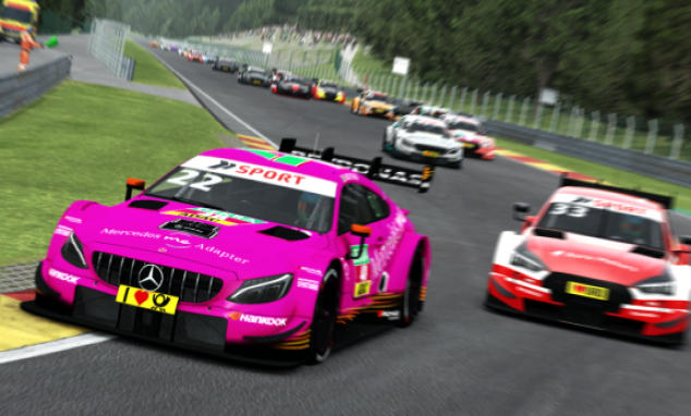 CMS rF2: NARS DTM CHAMPIONSHIP DRAWS TO A CLOSE