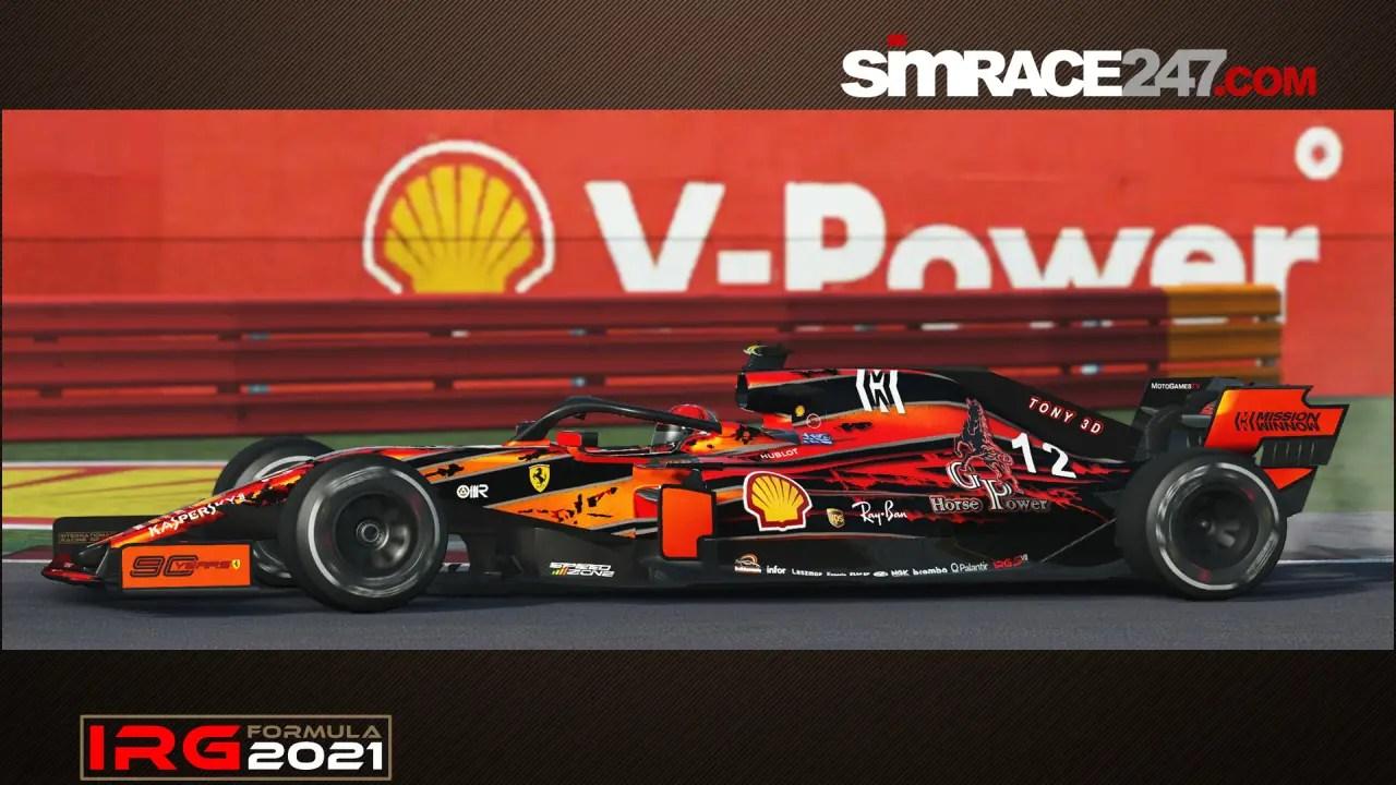 IRG World Formula 2021 Canada GP rFactor 2 20/06/21