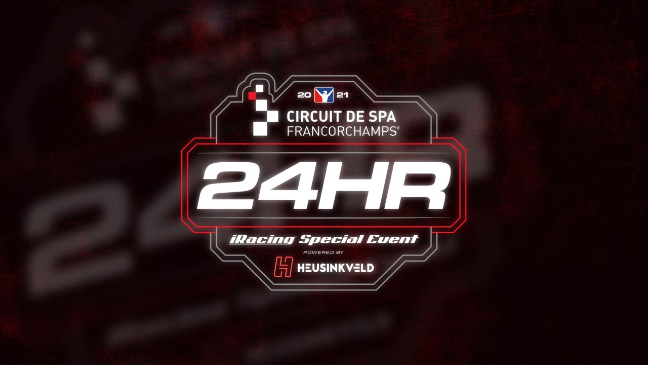 Spa 24 hours Endurance Race In iRacing Is Upon Us