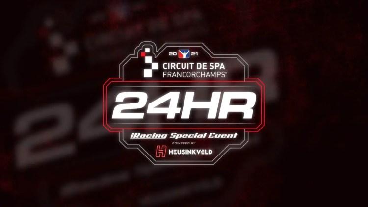 Max Benecke Team Redline Wins Top Split Spa 24 Hour iRacing