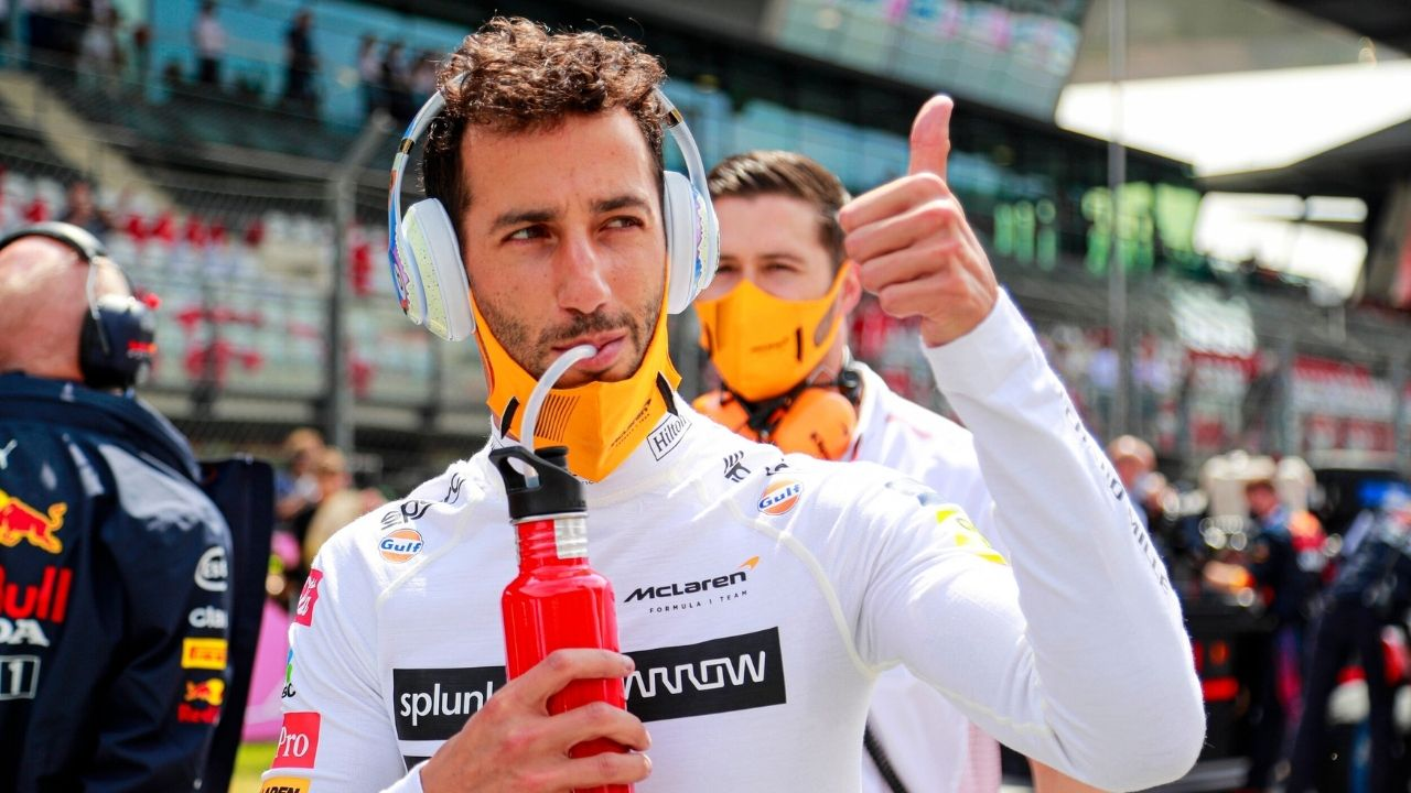 Daniel Ricciardo Will Be Taking Up Sim Racing