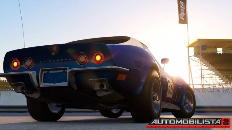 Corvette C3 & R Spec in Latest Automobilista 2 Update
