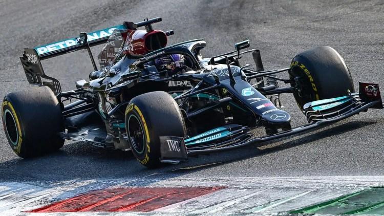 iracing Mercedes AMG Petronas formula 1