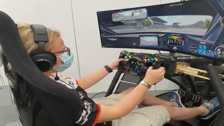 women in sim racing