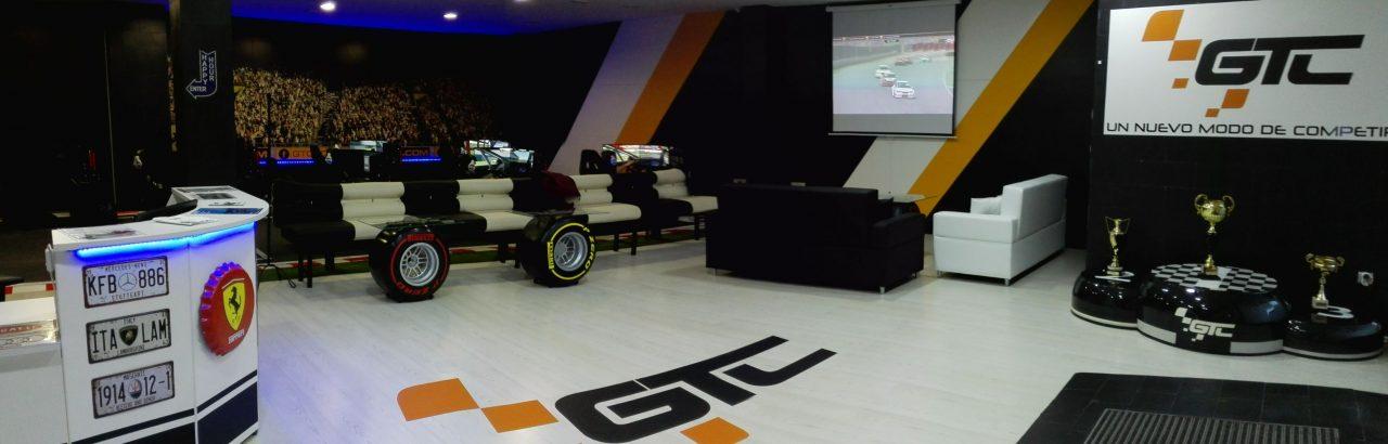 Circuito Virtual : Visita a gtc cáceres u circuito virtual simracer