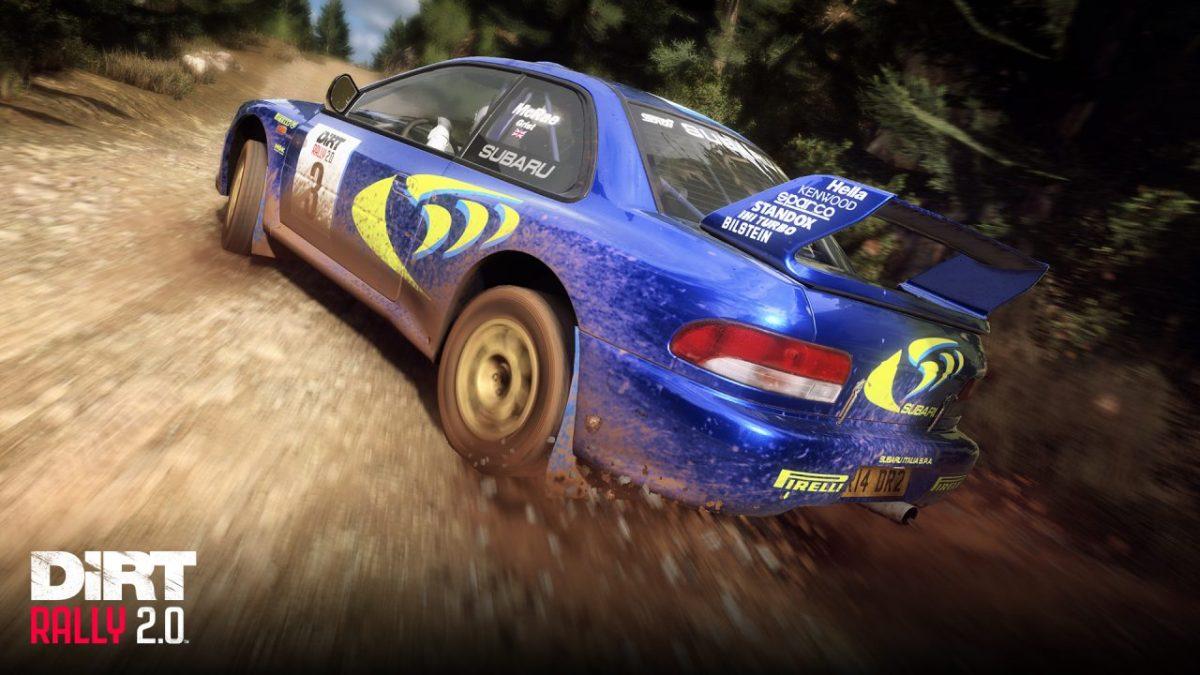 Resultado de imagen de DiRT Rally 2.0 SUBARU Impreza S4 Rally