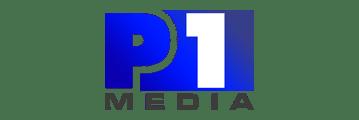 P1 Media Logo Logo