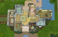 Download: Stepford Mansion - Sims Online
