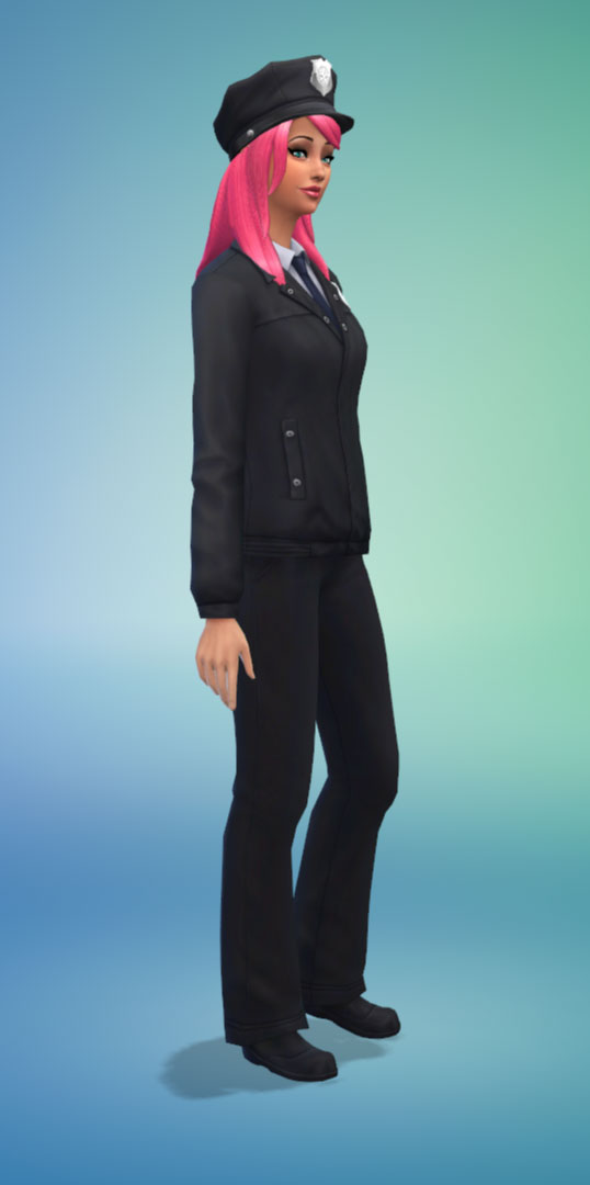 The Sims 4 Detective Career Guide active  Sims Online