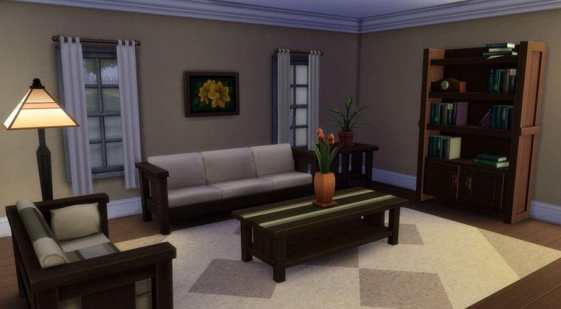 Sims 4 Living Room Ideas No Cc | Ayathebook.com
