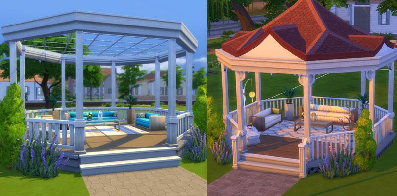 Backyard Patio Roof Ideas