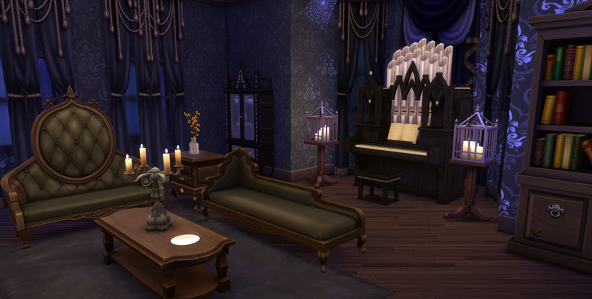 styles of living room chairs ideas for decorating the sims 4 vampires features (build, buy mode) - online