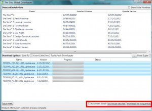 The Sims 3 Patch Downloader (5/6)
